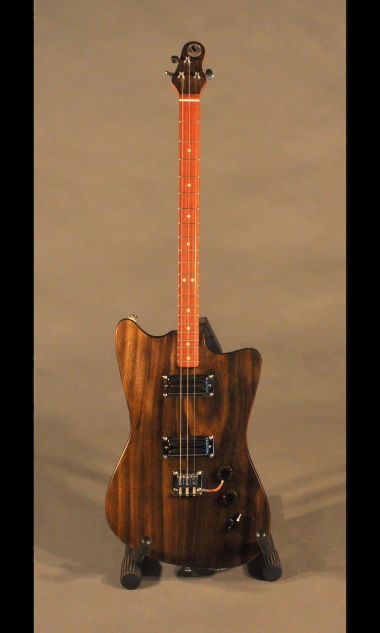 Little Crow BO3 Estornino custom guitar