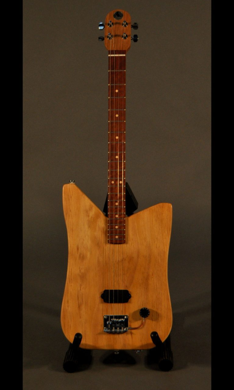 Little Crow BO4 square style guitar