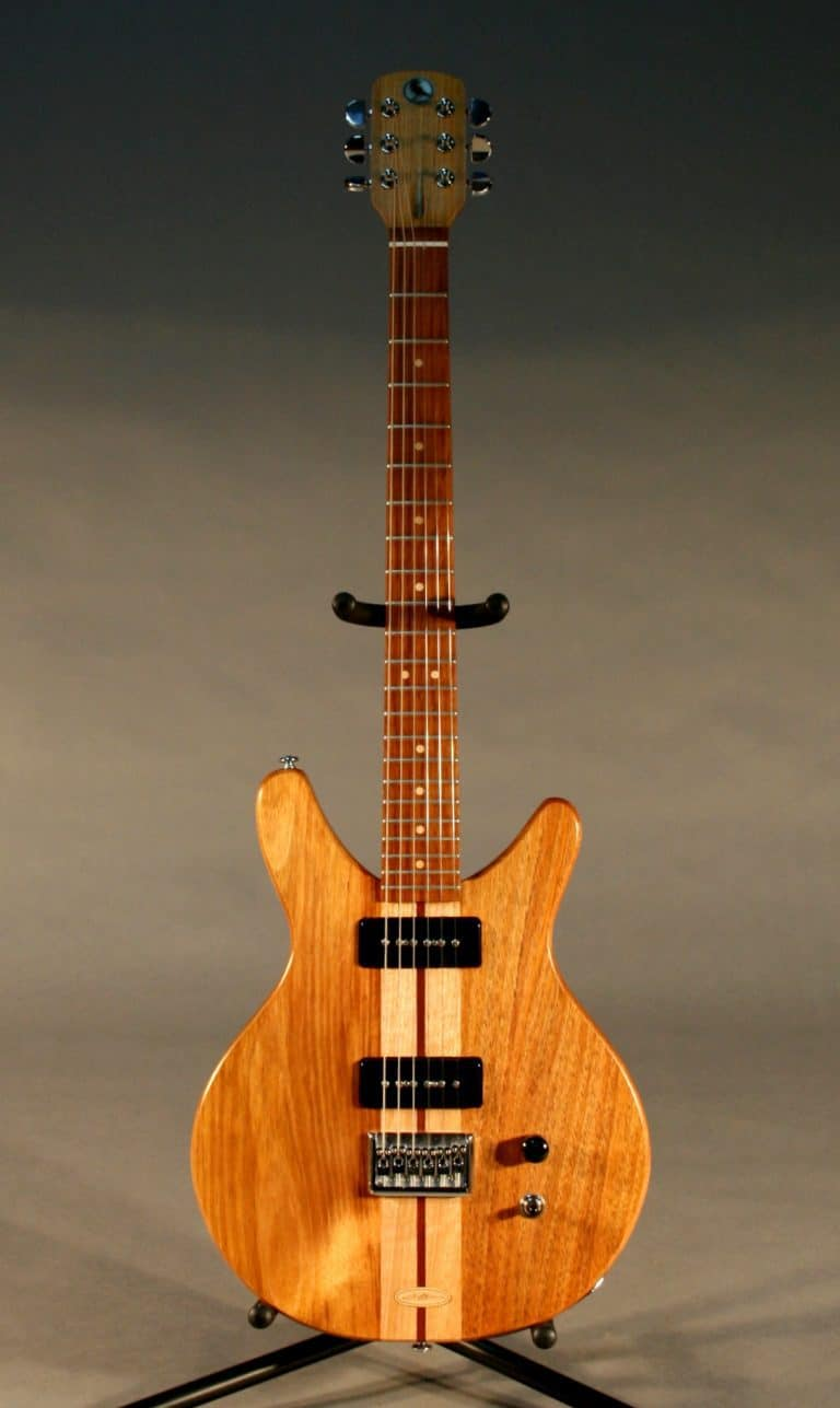 NT6 Justin Johnson MKII custom