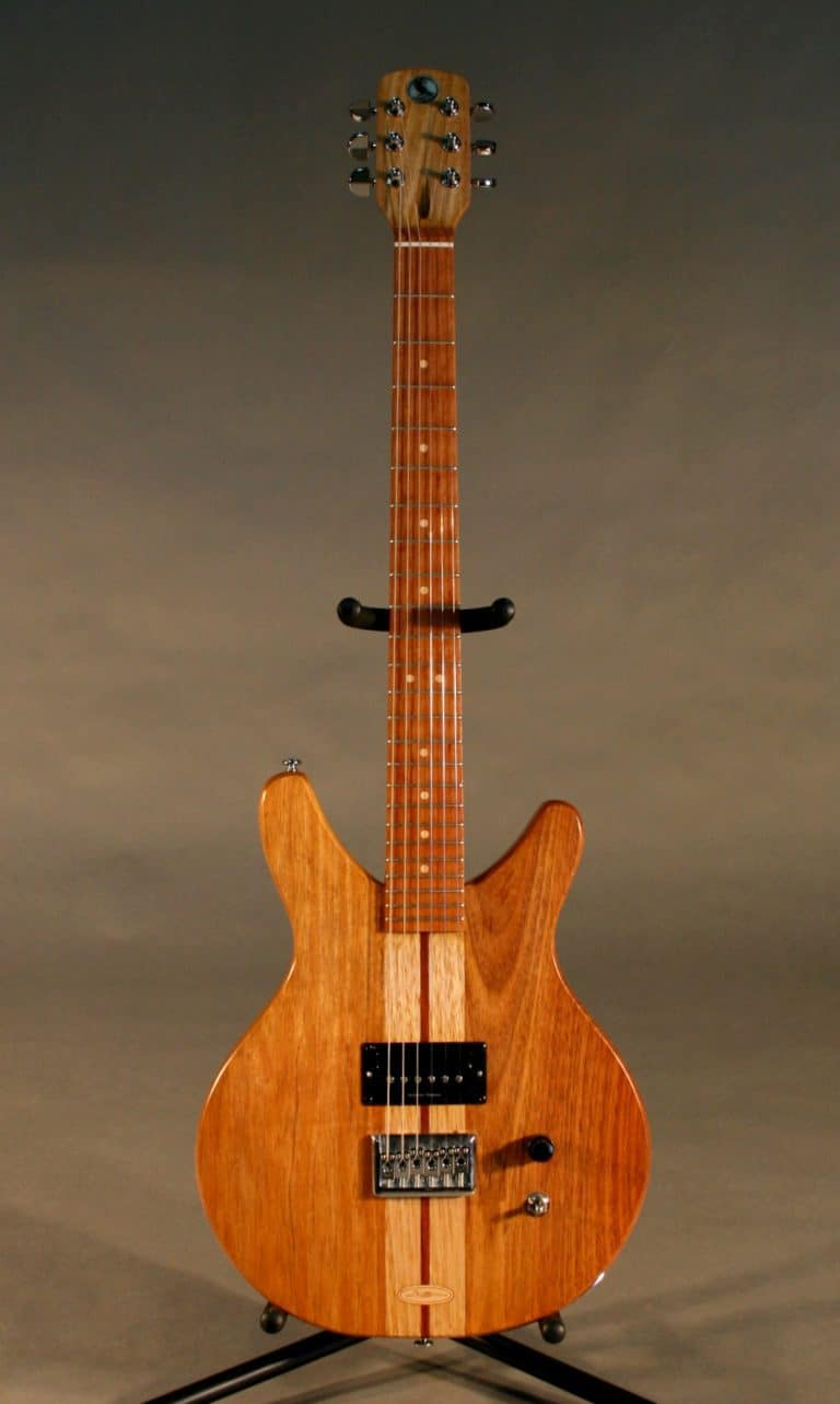 NT6 Justin Johnson signature MKII