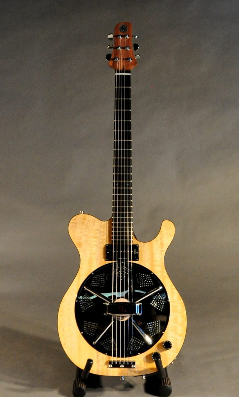 Justin Johnson signature resonator